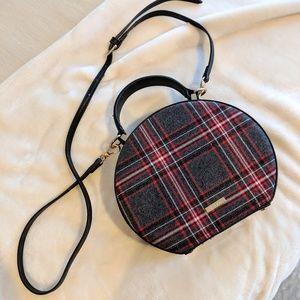 Aldo Masterwort Plaid Handbag